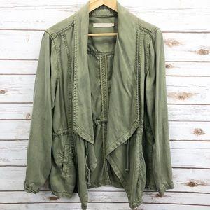 Max Jeans Anorak Utility Jacket Sz XL ::XC19